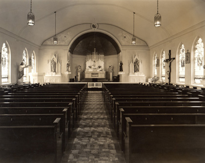 St. Joseph Catholic Church 1935