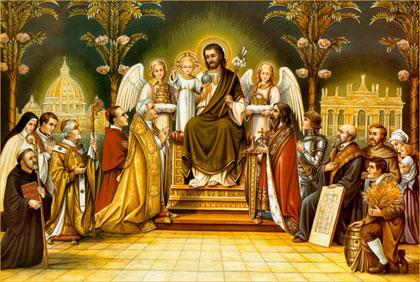 st joseph christmas mass