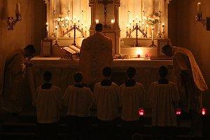 Rorate Mass 2015